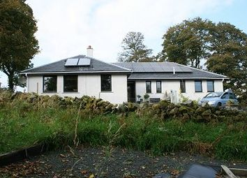 Thumbnail 4 bed detached bungalow for sale in Feoch, Knowe Road, Barrhill