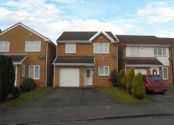 Thumbnail 5 bed detached house for sale in Gainsborough Crescent, Billingham, Durham
