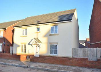 Thumbnail 4 bed detached house for sale in Chestnut Road, Chestnut Road, Brockworth, Gloucester