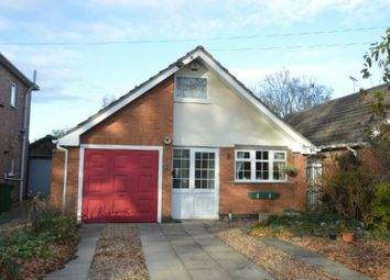 3 bed detached bungalow for sale in Hospital Lane, Blaby, Leicester LE8