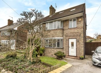 Thumbnail 4 bedroom semi-detached house for sale in St. James Close, Ruislip, Middlesex