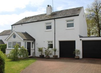 Thumbnail 4 bed detached house for sale in West Princes Street, Helensburgh