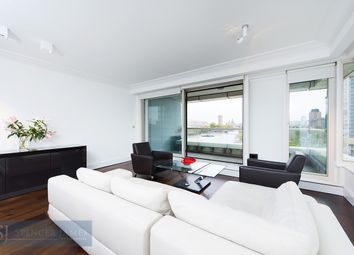 Thumbnail 2 bed flat to rent in Peninsula Heights, Vauxhall
