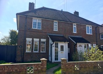 Thumbnail 3 bed semi-detached house to rent in Worthington Road, Dunstable