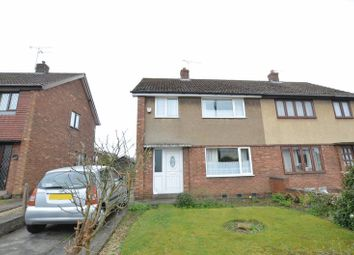 Thumbnail 3 bed semi-detached house for sale in Fairfield Road, Scunthorpe