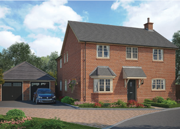 Thumbnail 4 bedroom detached house for sale in Chapel Drive, The Kempston, Estone Grange, Aston Clinton
