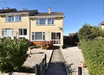 Thumbnail 3 bedroom semi-detached house for sale in Lytton Gardens, Bath, Somerset