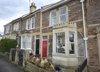 Thumbnail 2 bed terraced house for sale in St. Johns Road, Lower Weston, Bath