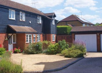 Thumbnail 4 bed semi-detached house for sale in Easington Drive, Lower Earley, Reading