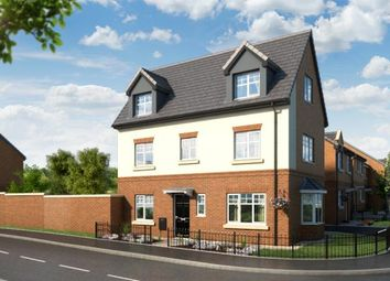 "Thumbnail 4 bedroom property for sale in ""The Overton At Cottonfields"" at Gibfield Park Avenue, Atherton, Manchester"