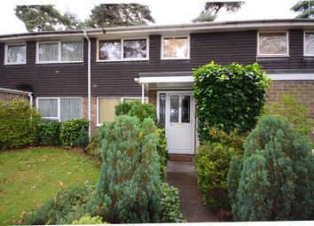 Thumbnail 3 bed terraced house for sale in Troutbeck Walk, Camberley, Surrey