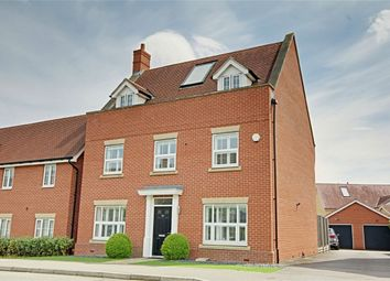 Thumbnail 5 bedroom detached house for sale in Burgattes Road, Little Canfield, Dunmow, Essex