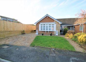 3 bed semi-detached bungalow for sale in Brampton Close, Hemlington, Middlesbrough TS8