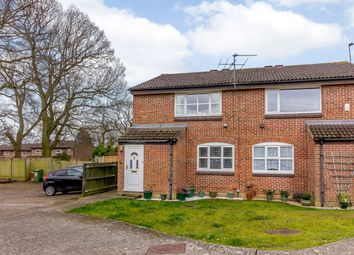 Thumbnail 1 bed flat for sale in Shrivenham Close, Owlsmoor, Sandhurst, Berkshire