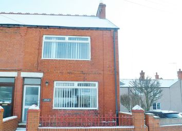 Thumbnail 3 bed semi-detached house for sale in School Street, Rhosllanerchrugog, Wrexham