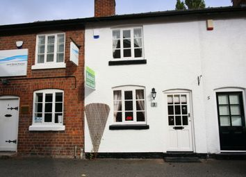 Thumbnail 2 bed terraced house for sale in Henry Street, Lymm