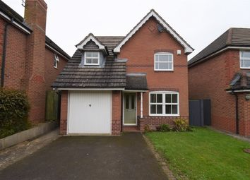 Thumbnail 3 bed detached house for sale in Devenports Hill, Bushby, Leicester