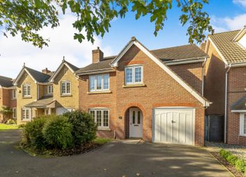 Thumbnail 5 bed detached house to rent in Highgrove Gardens, Stamford