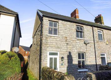 Thumbnail 4 bed end terrace house for sale in Lewis Road, Llandough, Penarth