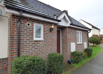Thumbnail 1 bedroom bungalow to rent in Cygnet Court, Kelvedon Hatch, Brentwood, Essex