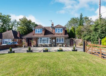Thumbnail 4 bedroom detached bungalow for sale in Horsham Road, Handcross, Haywards Heath