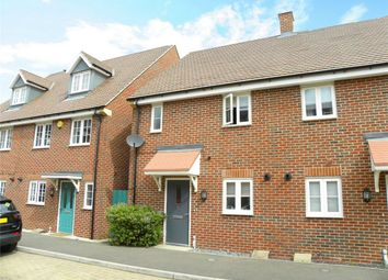 Thumbnail 3 bed semi-detached house for sale in Bittern Lane, Wixams, Bedford