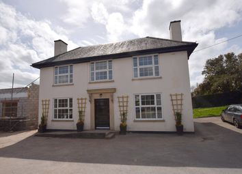 Thumbnail 4 bed detached house for sale in Chudleigh, Newton Abbot, Devon