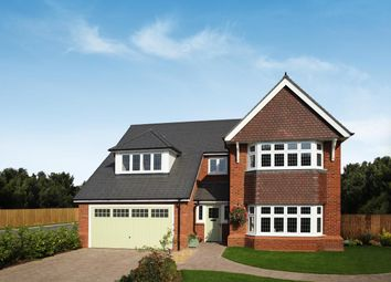 Thumbnail 5 bedroom detached house for sale in Kings Hundred, Queens Road, Woking, Surrey