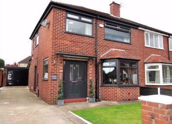 Thumbnail 3 bed semi-detached house for sale in Meynell Drive, Leigh