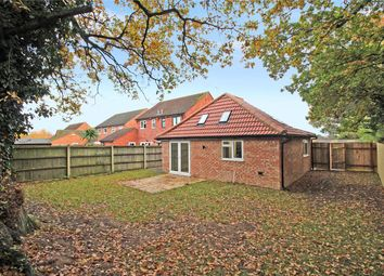 Thumbnail 4 bed detached bungalow for sale in Water Meadow Close, Loddon, Norwich, Norfolk