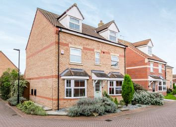 Thumbnail 6 bed detached house for sale in Comet Court, Auckley, Doncaster