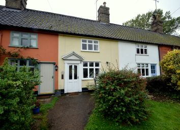 Thumbnail 2 bed terraced house to rent in High Street, Wickham Market, Woodbridge