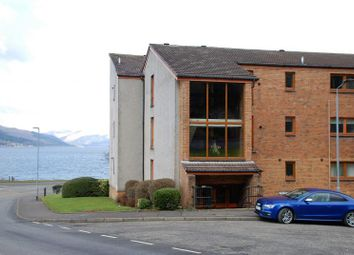 Thumbnail 2 bed flat to rent in Balmoral Place, Cloch Road, Gourock
