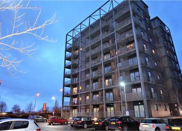 Thumbnail 2 bed flat for sale in 2B The Waterfront, Manchester