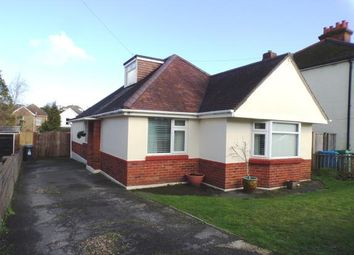 Thumbnail 3 bed bungalow for sale in Recreation Road, Parkstone, Poole