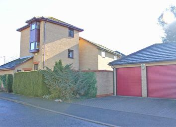 Thumbnail 3 bedroom detached house to rent in Chevalier Grove, Crownhill, Milton Keynes