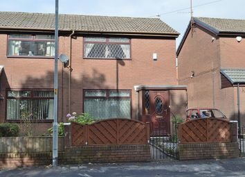 Thumbnail 2 bed semi-detached house for sale in Derker Street, Oldham