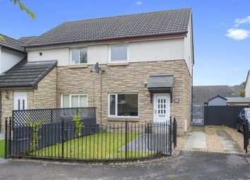 2 bed semi-detached house for sale in 61 Niddrie Marischal Grove, Niddrie, Edinburgh EH16
