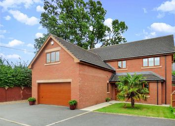 Thumbnail 4 bed detached house for sale in Wern Uchaf, Ruthin