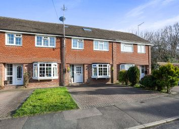Thumbnail 4 bed terraced house for sale in Newlands Crescent, East Grinstead