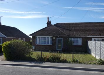 Thumbnail 3 bed semi-detached bungalow for sale in Steam Mill Road, Bradfield, Manningtree