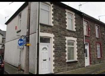 Thumbnail 2 bed end terrace house for sale in West Taff Street, Porth