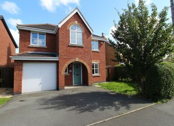 Thumbnail 4 bed detached house to rent in The Green, Hesketh Bank, Preston