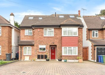 Thumbnail 6 bed detached house for sale in Murray Crescent, Pinner, Middlesex