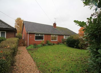 Thumbnail 2 bed semi-detached bungalow to rent in Holt Road, Horsford, Norwich