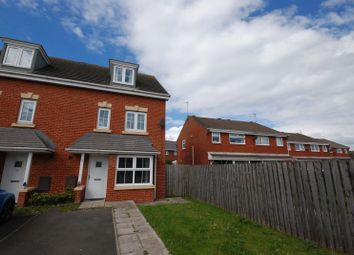 Thumbnail 4 bed semi-detached house to rent in Manor Drive, Newbiggin-By-The-Sea