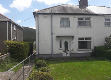 Thumbnail 3 bed semi-detached house for sale in Jack Y Ddu Road, Briton Ferry, Neath