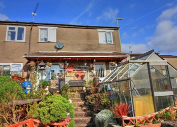 Thumbnail 2 bed semi-detached house for sale in Cae'r Gwerlas, Tonyrefail, Porth