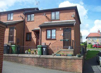 Thumbnail 2 bedroom flat to rent in Laburnum Court, Choppington, Northumberland