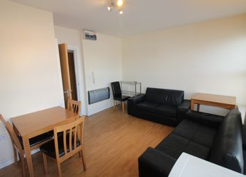 Thumbnail 3 bed flat to rent in Penarth Road, Grangetown, Cardiff